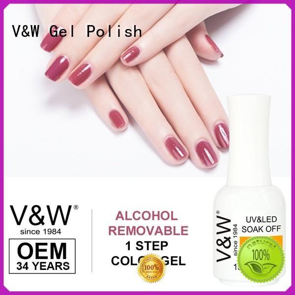 VW Brand no stock UV Gel Polish Wholesale