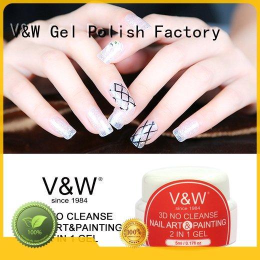 UV Gel Polish Wholesale burn paint Gel Polish Wholesale VW Brand