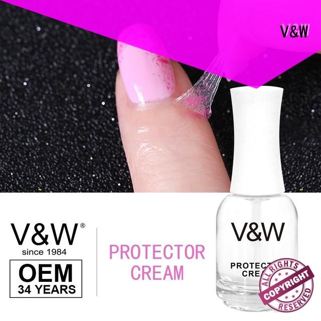VW cleanse wholesale clear nail polish eco friendly for shopping