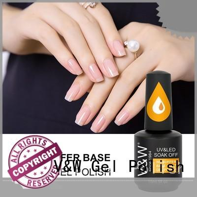 VW diamonds best clear nail polish for party