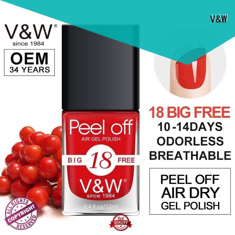 nail tools coat Gel Nail Polish Manufacturers VW Brand