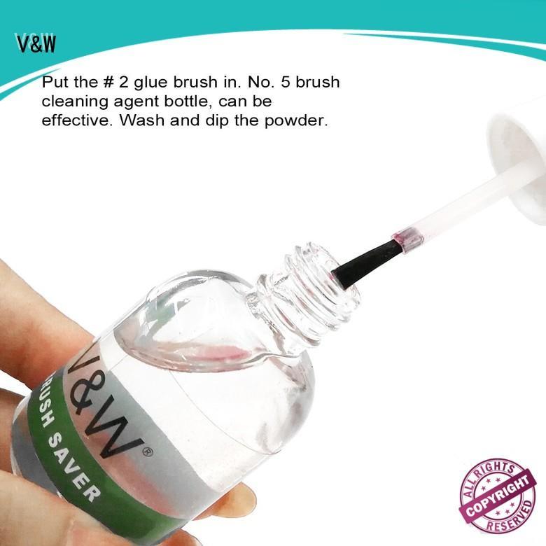 VW acrylic gel dip powder easy remove for wedding