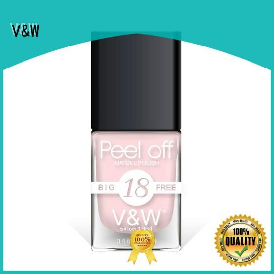 VW professional gel polish nail art factory for office