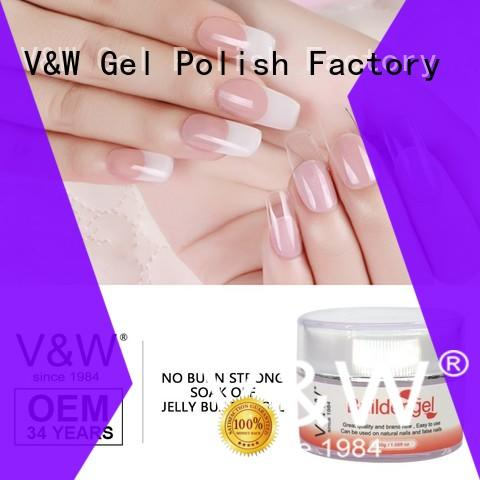 VW 15 uv nail polish set mood changing for daily life