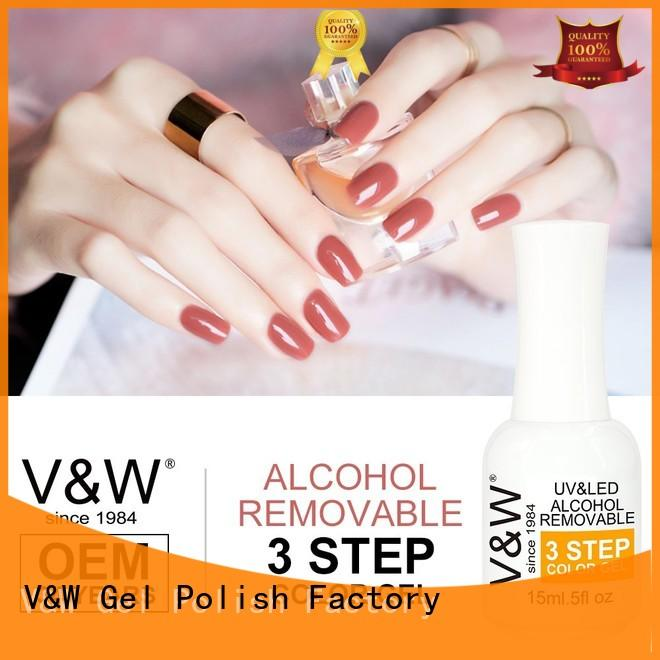 metallic uv gel set crackle eco friendly for party