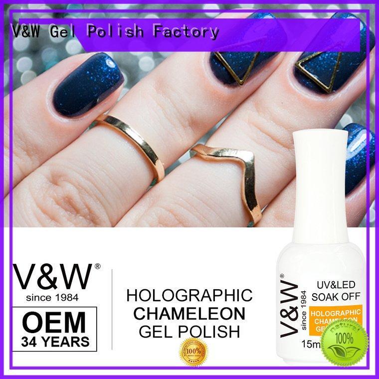 more Gel Polish Wholesale velvet chameleon VW