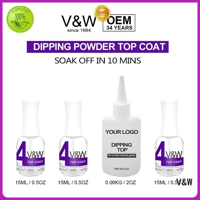 VW Brand quick system dip powder polish manufacture
