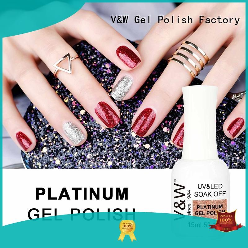 metallic best private label nail polish manufacturers varnish for office VW