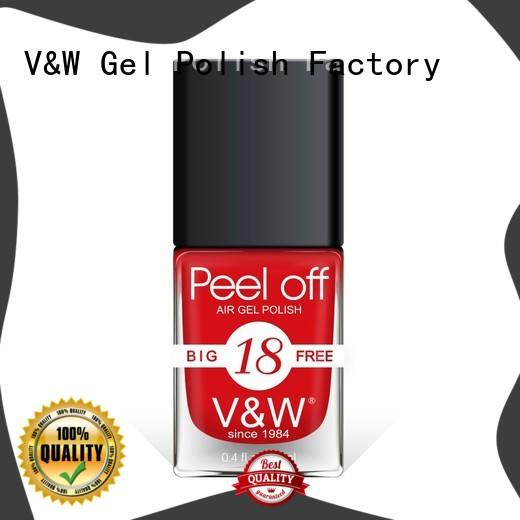 dark gel nail polish 2x factory for evening party