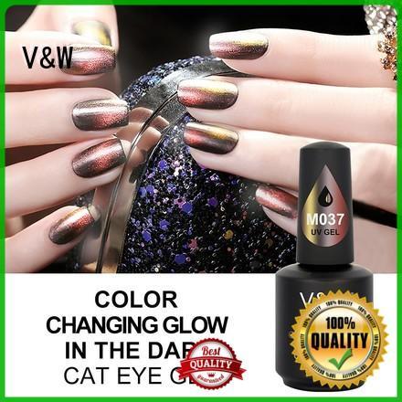 VW extremely gel nail polish bulk varnish for evening party