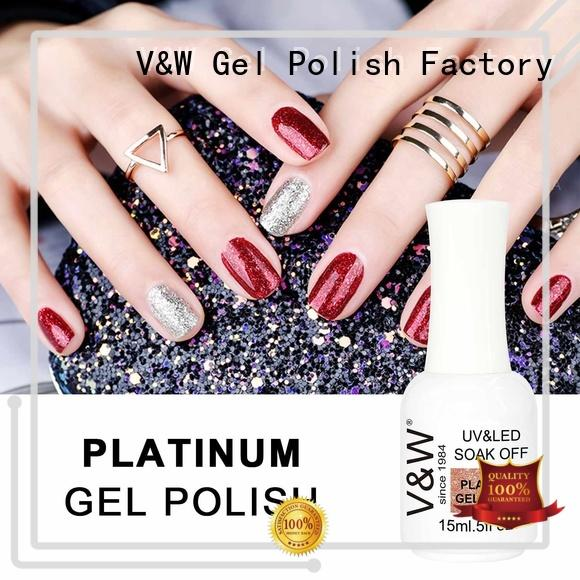wipe fur UV Gel Polish Wholesale VW manufacture