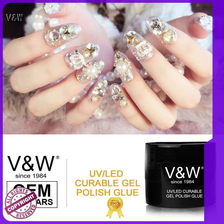 VW Brand texture UV Gel Polish Wholesale led supplier