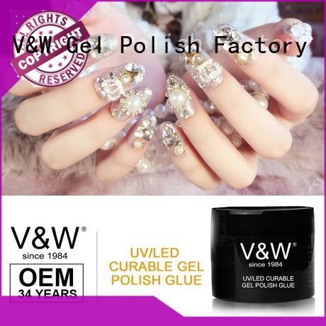 VW step nail polish equipment varnish for shopping