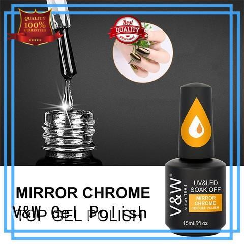 VW metallic led nail polish eco friendly for daily life