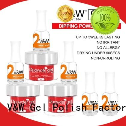 VW durable powder nails cost for sale for wedding