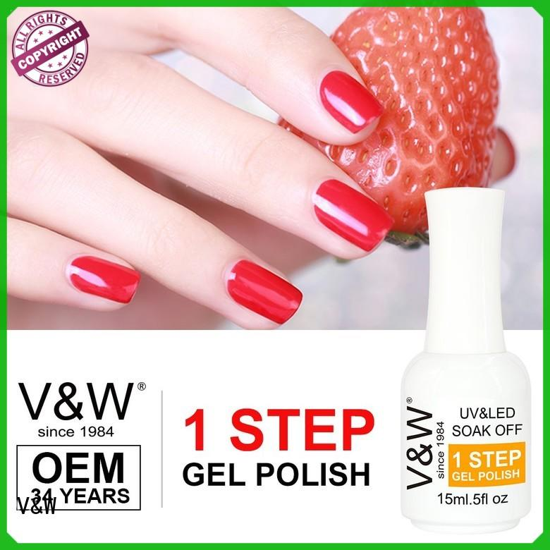 VW glitter uv gel nail supplies for sale for work