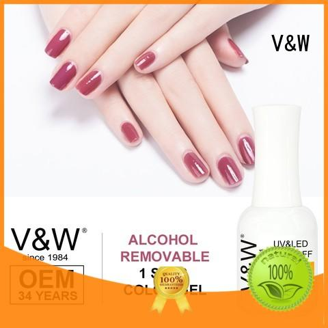 designs starry VW Brand Gel Polish Wholesale