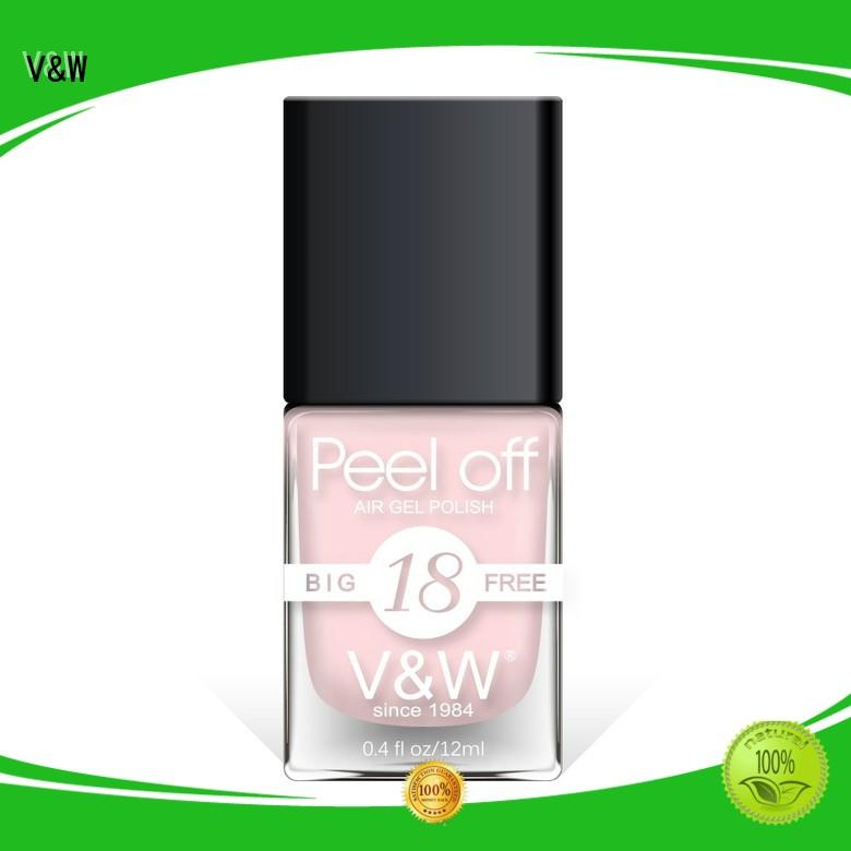 VW professional no chip nail polish colors toxic evening party