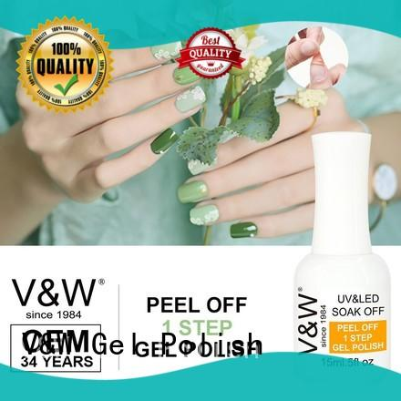 peel off nail polish lot wholesale varnish for evening party VW