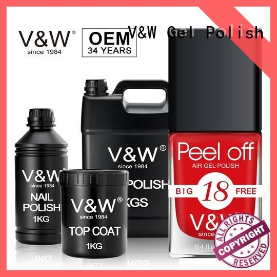 VW moisture gel nail polish no light wholesale for wedding