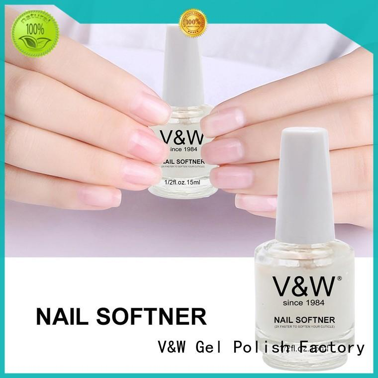 VW natural gel nail polish esay remove for wedding