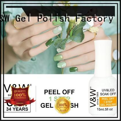 VW metallic uv gel extensions manufacturer for daily life